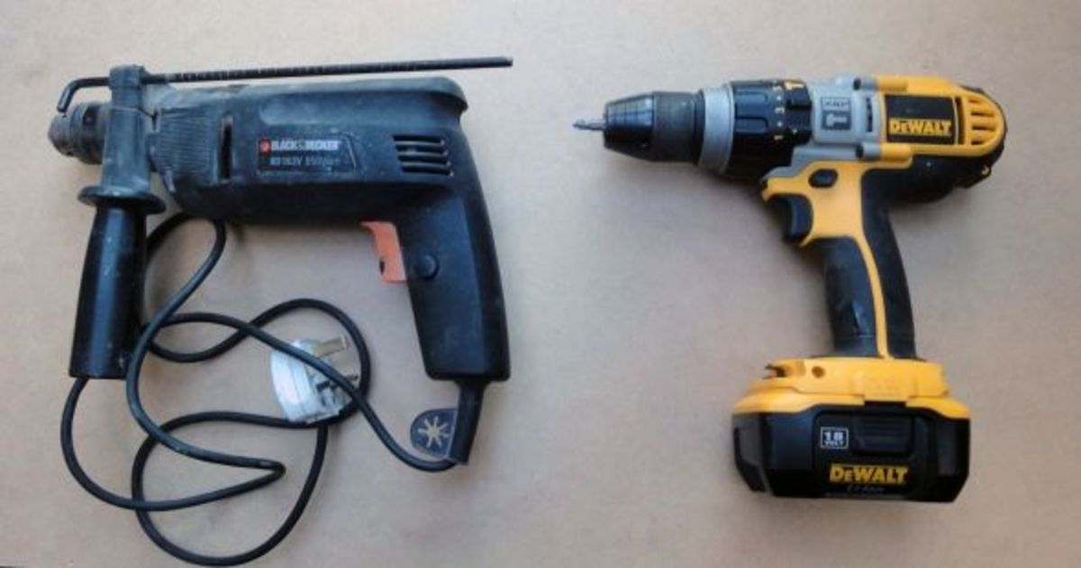DeWalt Power Tools - Drill Screwdriver and Jig Saw Reviewed