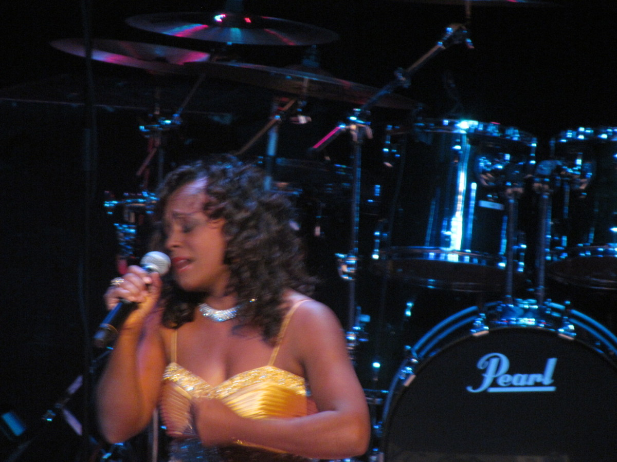 """The very talented Sheila Coley performs her new CD, """"Shadows,"""" along with such hits as """"I Love You I Do"""" and  """"I'm Your Lady."""""""