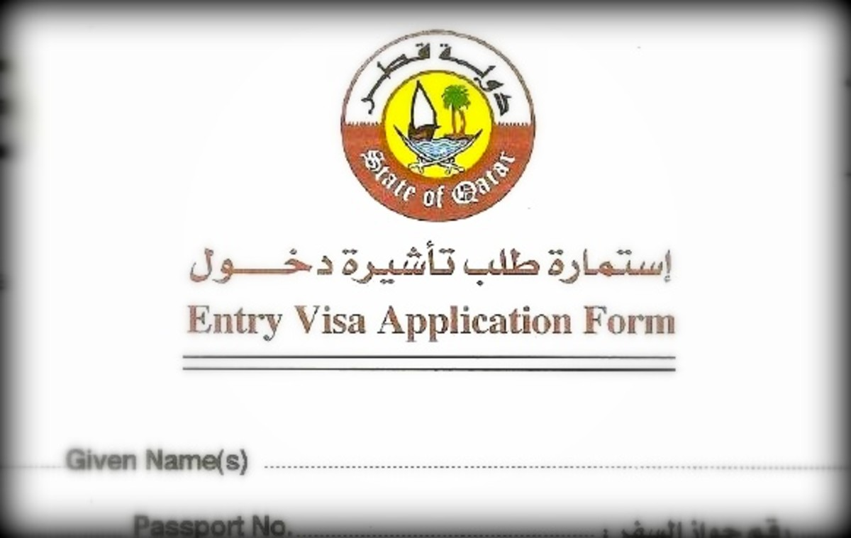 Qatar Visa Requirements and Stamping for Filipinos or Philippines Passport Holder