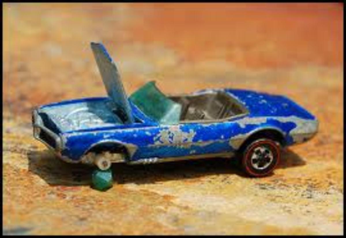 Hot Wheels Sweet 16 Collection: Custom Firebird 1967