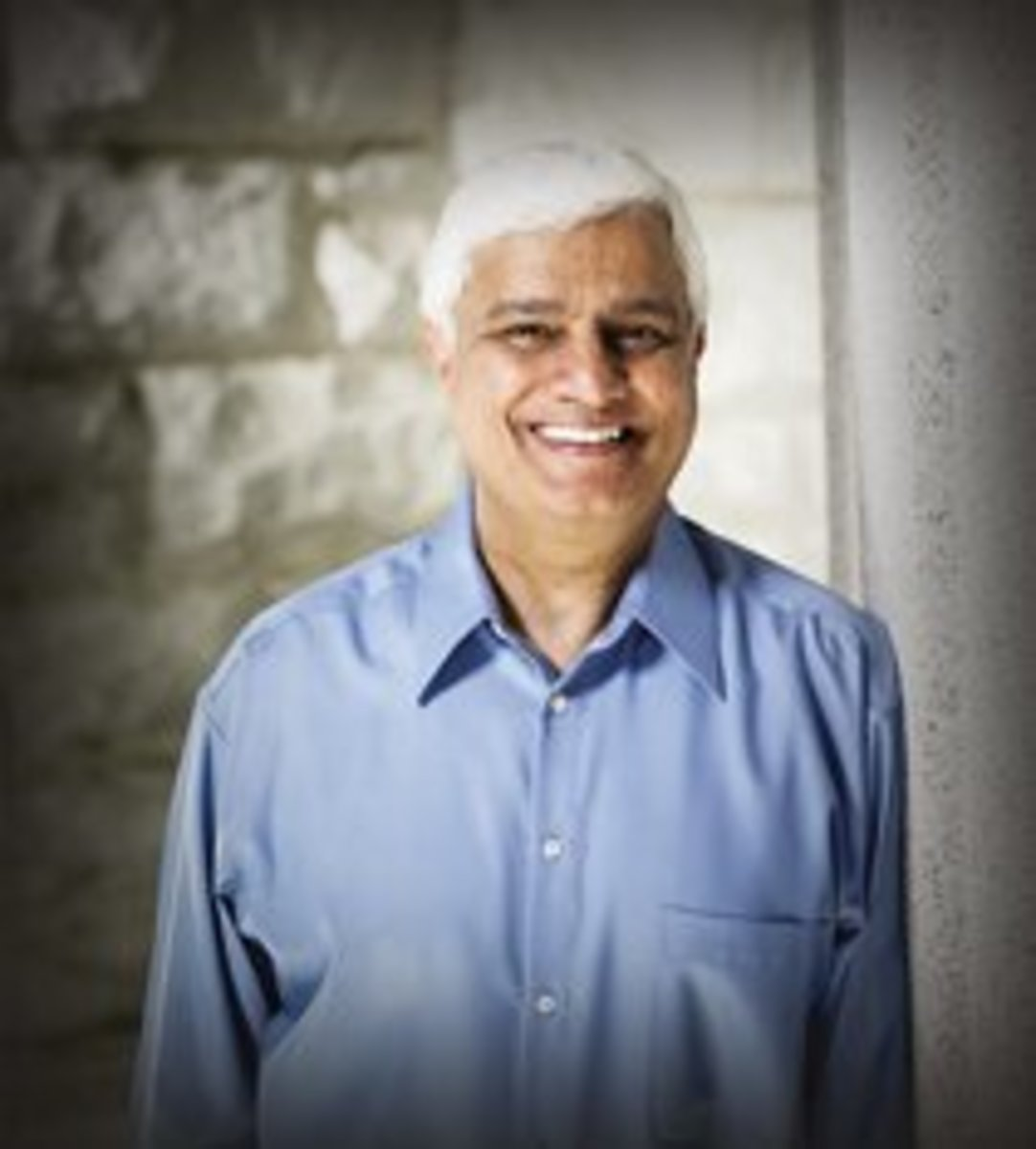Ravi Zacharias Provides an Argument for Obama's Re-election