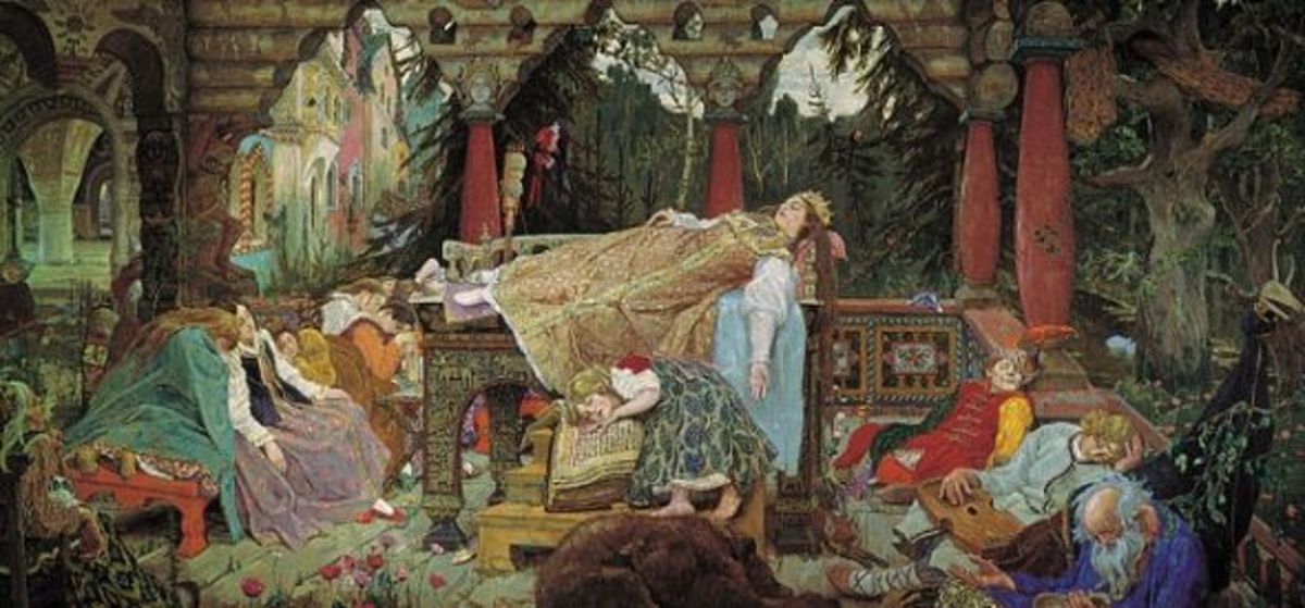 Sleeping Beauty Summary Symbols And More Hubpages