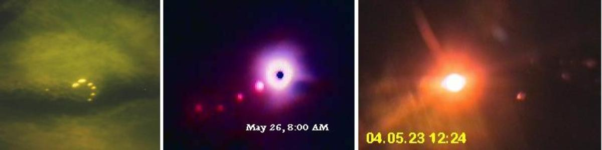 If anyone has ever tried to capture images of the sun and the stars it can be difficult.