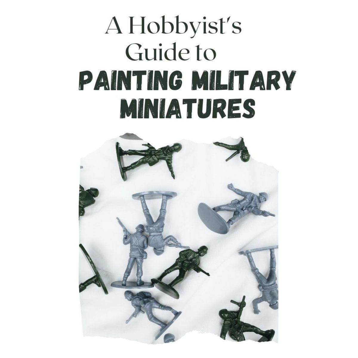 Learn all the essential tips, tricks, and tools you'll need to know to paint military miniatures!