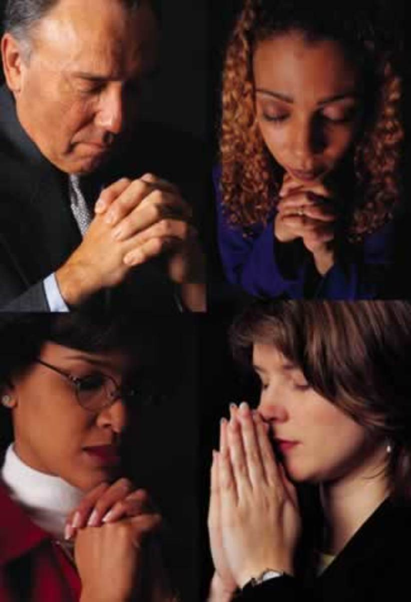 12 Types of Prayer from the Bible