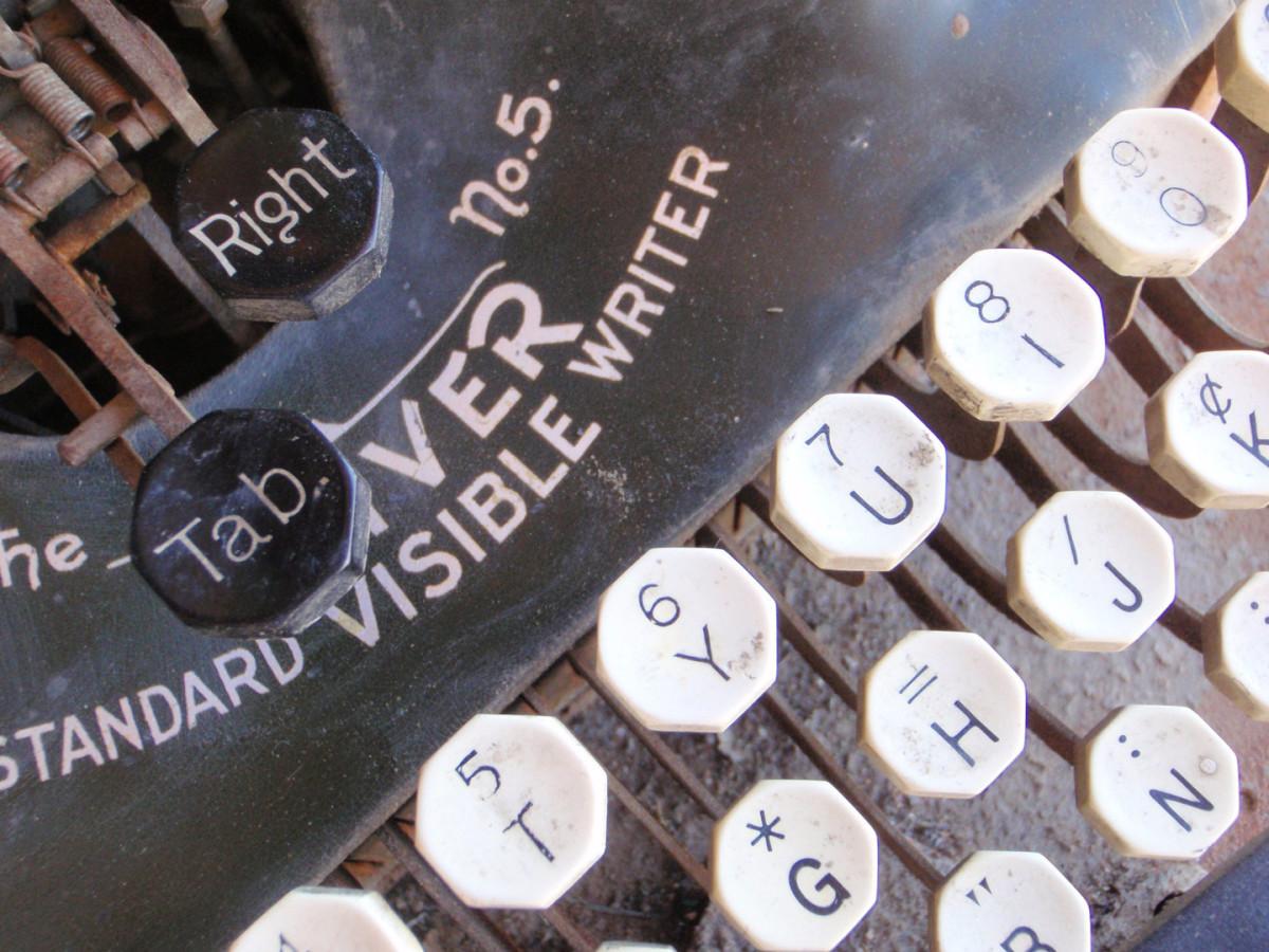 Oliver Standard Visible Writer