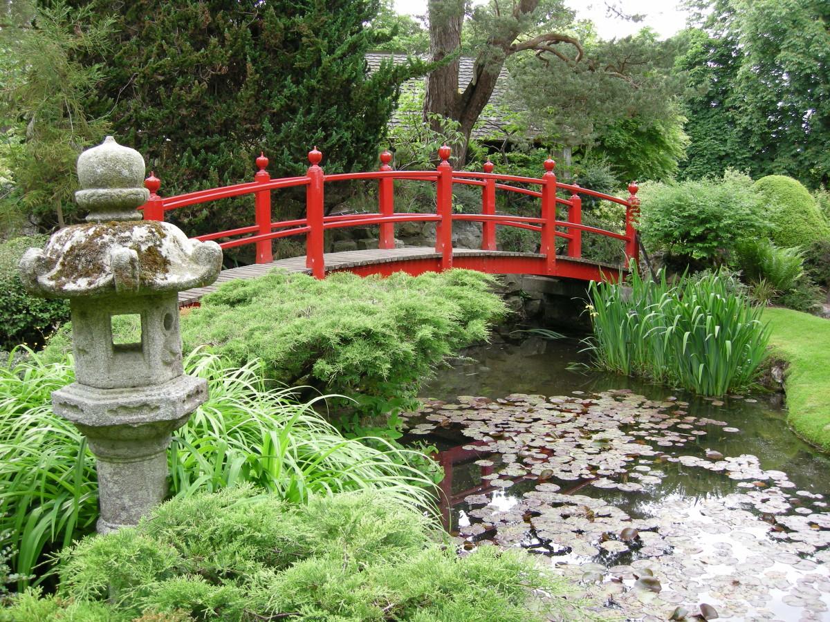 Japanese gardens kildare ireland hubpages for Garden design kildare