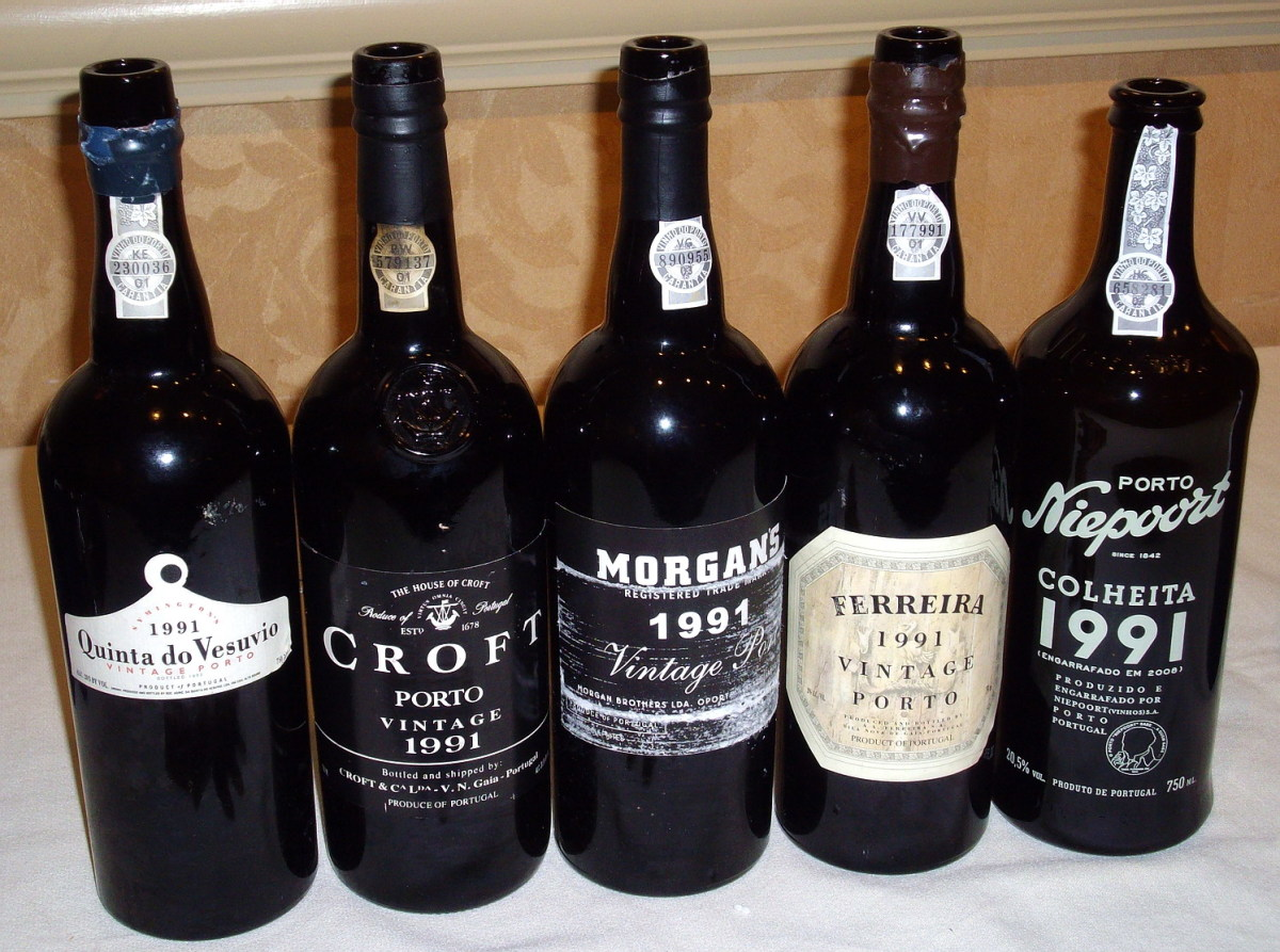 How To Decant & Drink Port / Port Wine