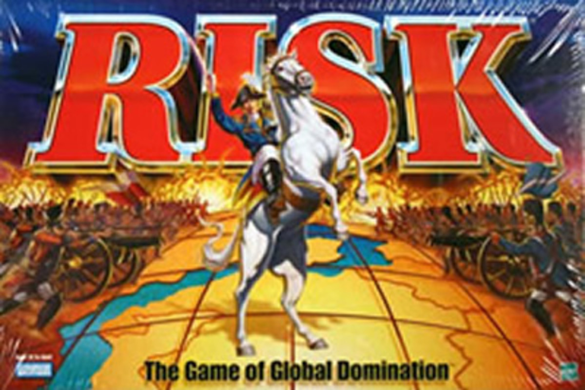 How To Play Risk, One Of The Best Strategy Boardgames Around!