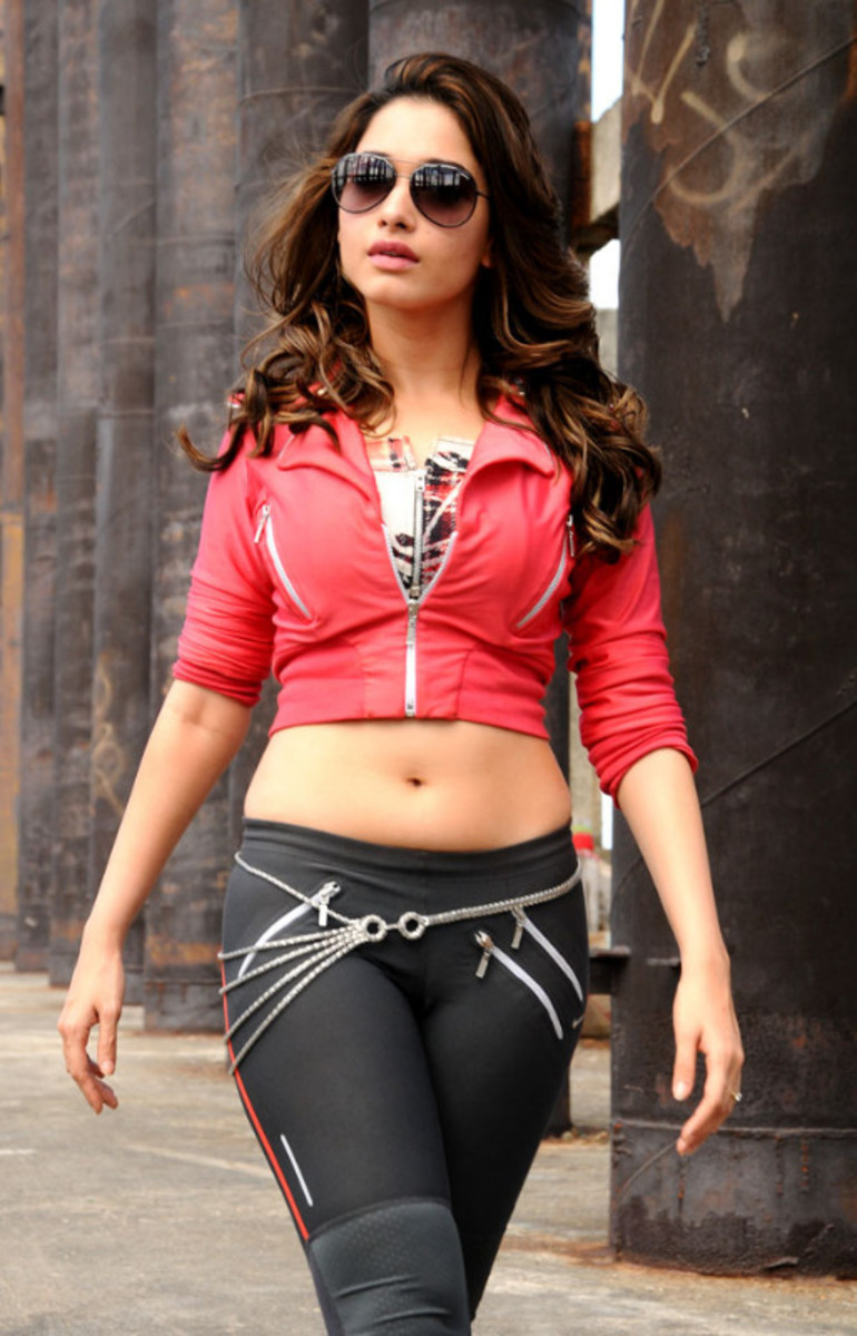 Before beginning her acting career, Tamannaah was a model and posed for advertisements, including one of People of the Ethical Treatment of Animals.