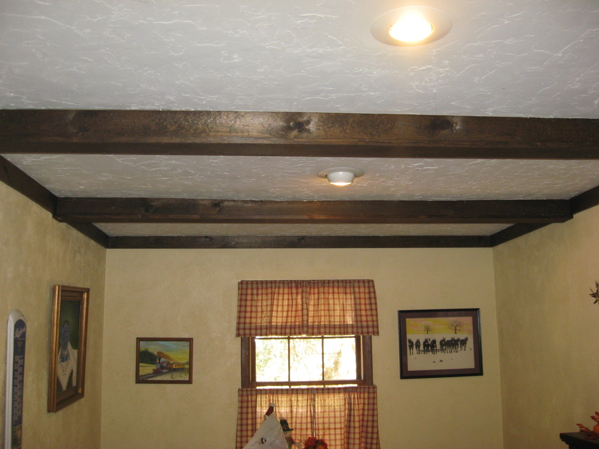 one of our Home Improvement Projects