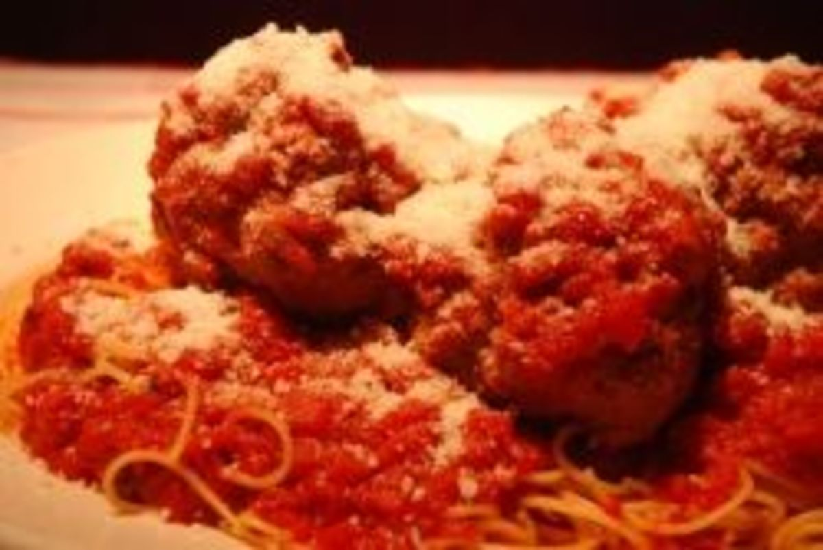 Mrs. Miracle's Meatball Recipe