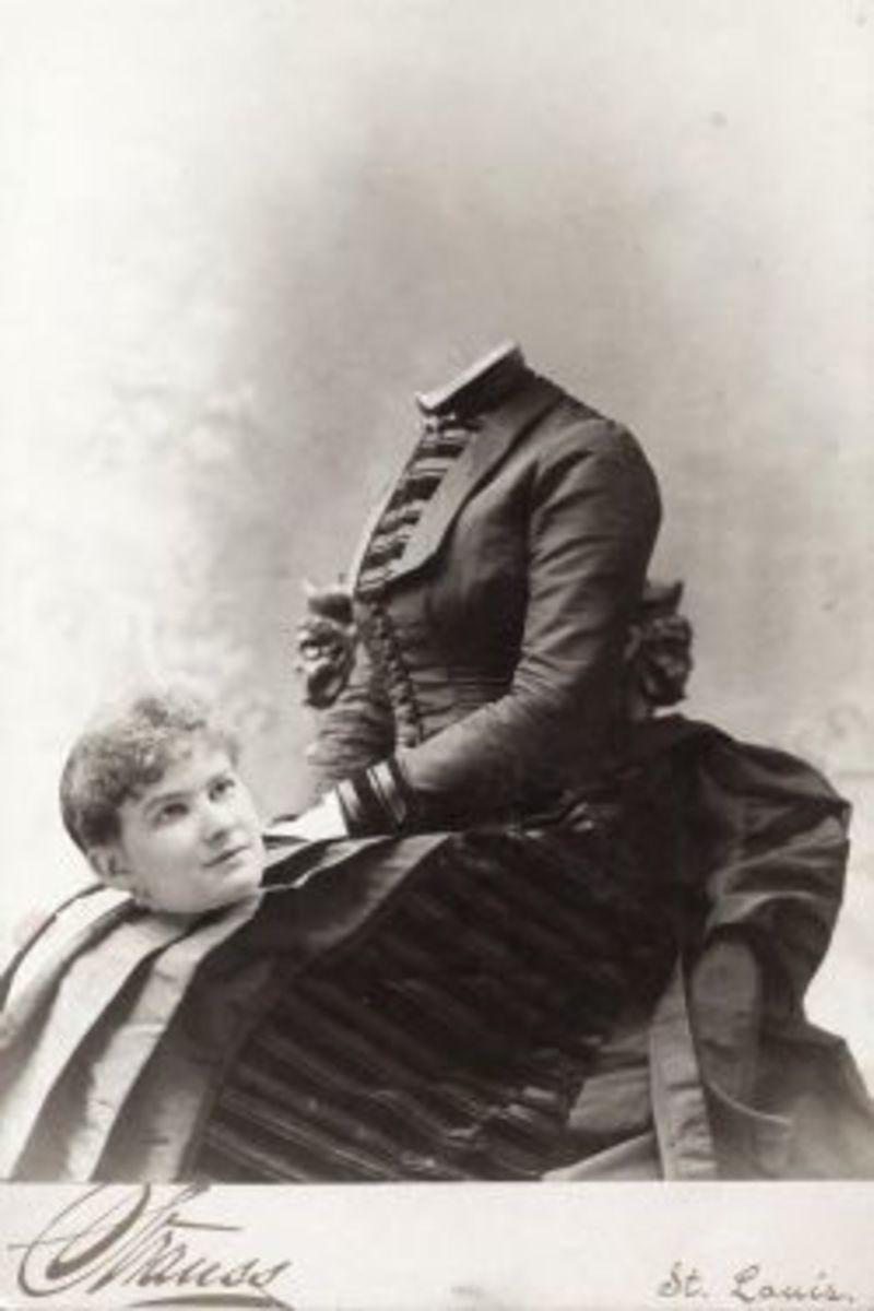 Headless Woman Photo