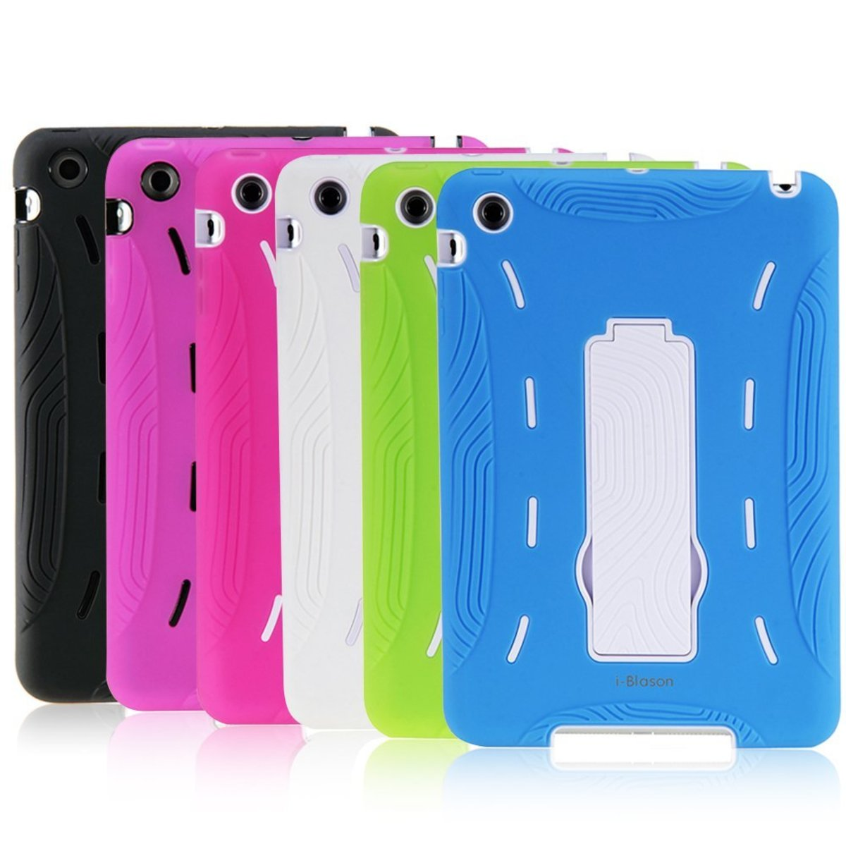 iBlazon ipad mini case colors, ideal for kids