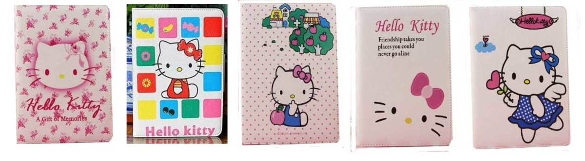 iPad Mini 'Hello Kitty' Cases