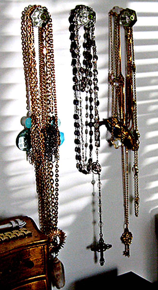 Pick a necklace, any necklace!