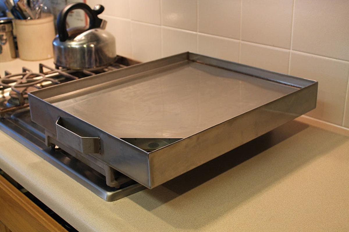Reproduction Corn Drying Pan- Stove Top Food Dehydrator.