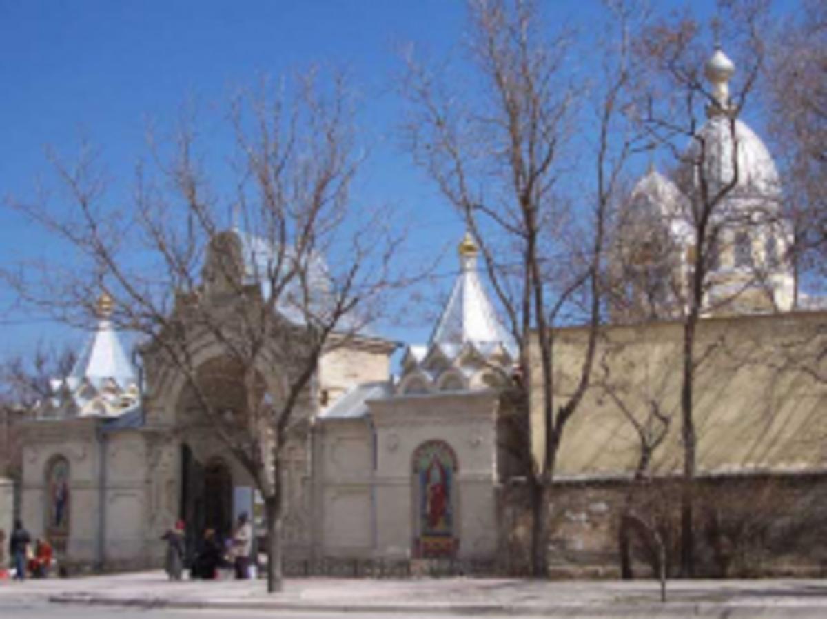Kazanskiy Cathedral, Crimea