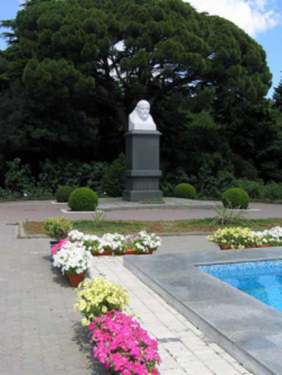 Nikitsky Botanic Garden, Crimea