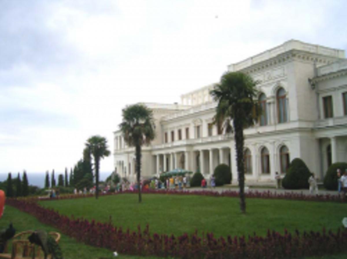 Livadia Palace, Crimea