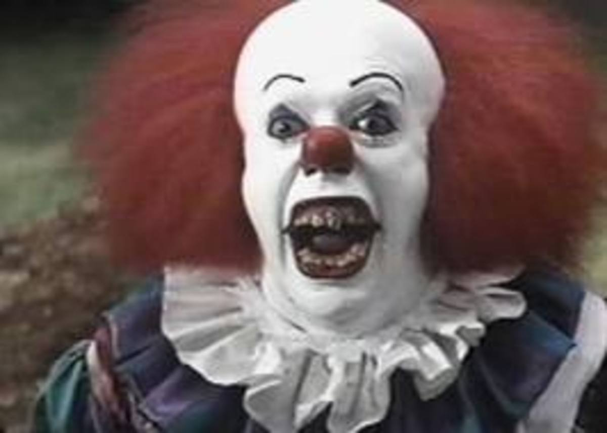 Pennywise the Dancing clown became one of the most noted horror icons.
