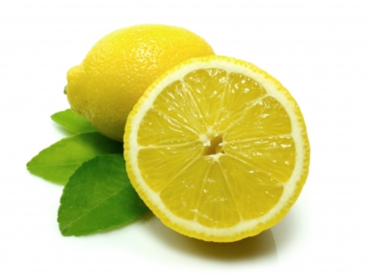 A slice of lemon in water is an excellent  internal cleanser and will make skin glow.