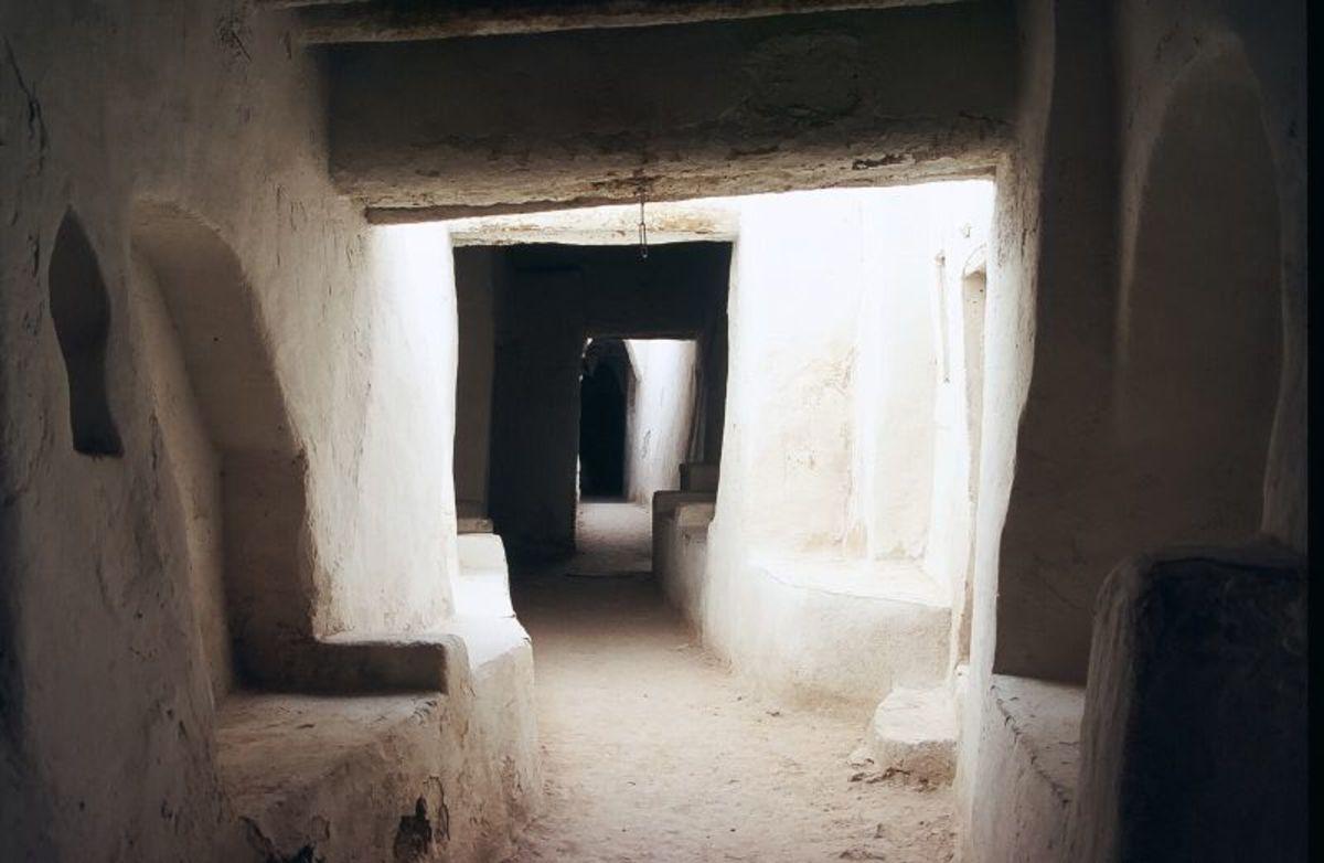 Ghadames, te buried oasis