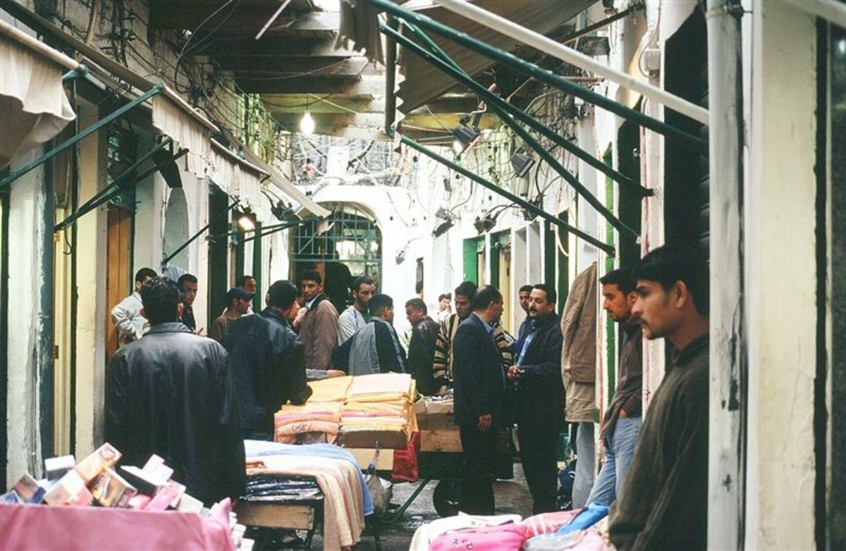 Tripoli- souk