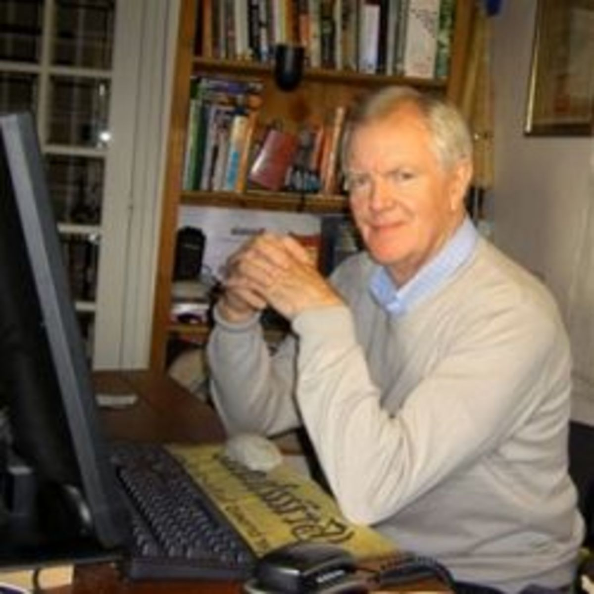 Jonathan Veale, Writer and Author