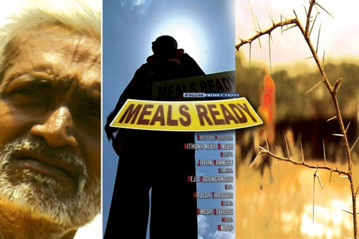 Meals Ready - Short Film Review
