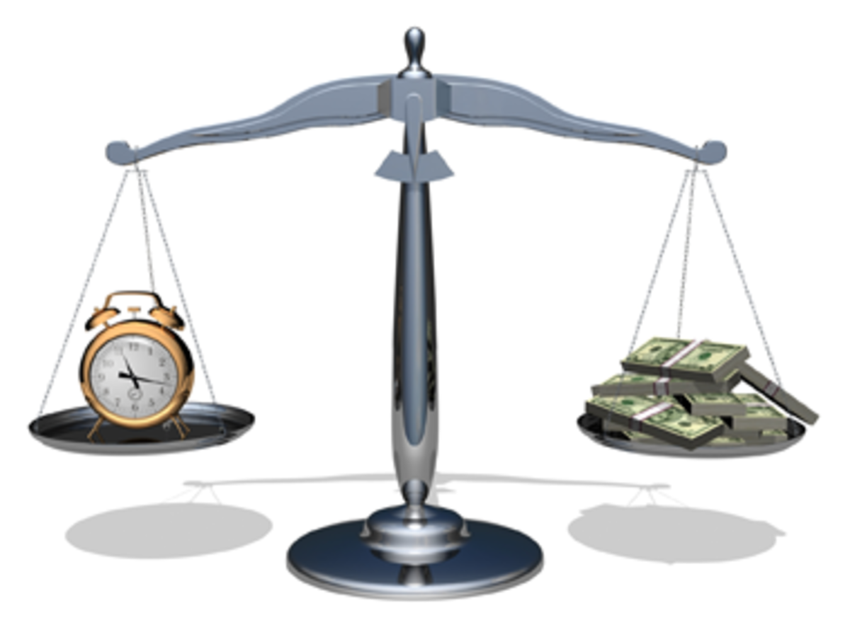 What's more Valuable- Time or Money?