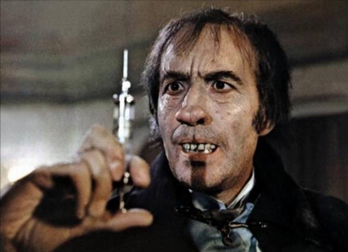 Christopher Lee in I, Monster (1971)