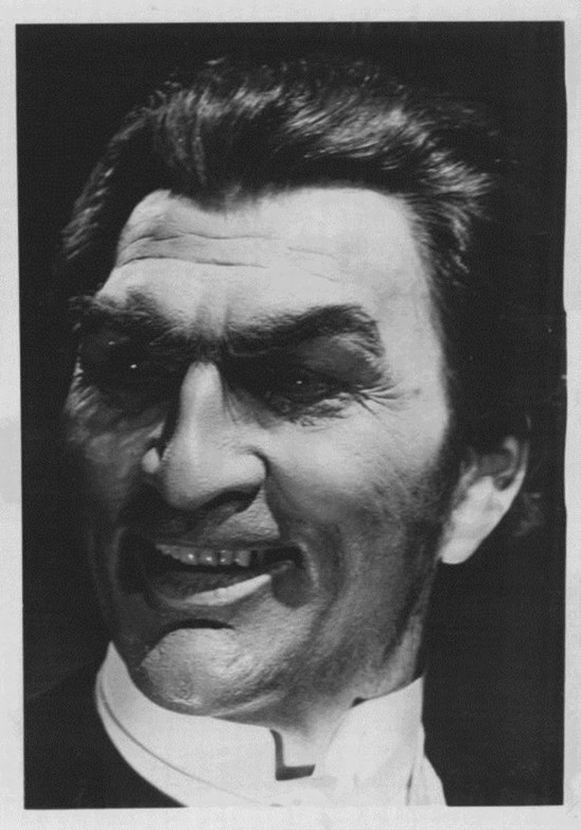 Jack Palance in The Strange Case of Dr. Jekyll and Mr. Hyde (1968)