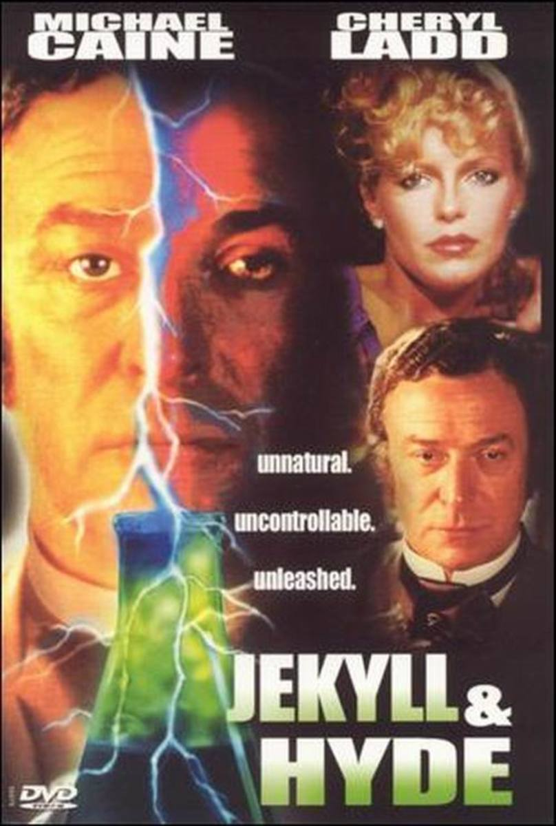 Jekyll & Hyde (1990) poster