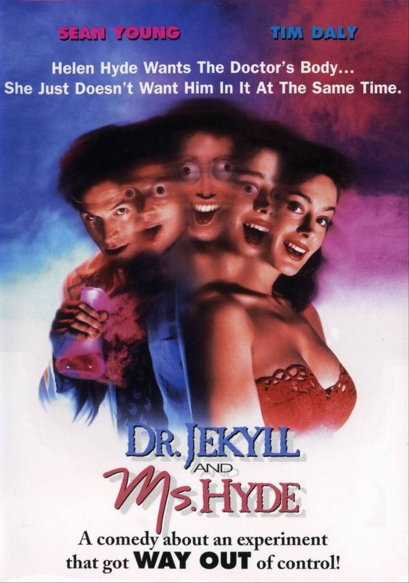 Dr. Jekyll and Ms. Hyde (1995) poster