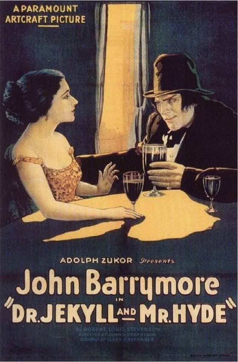 Dr. Jekyll and Mr. Hyde (1920) poster