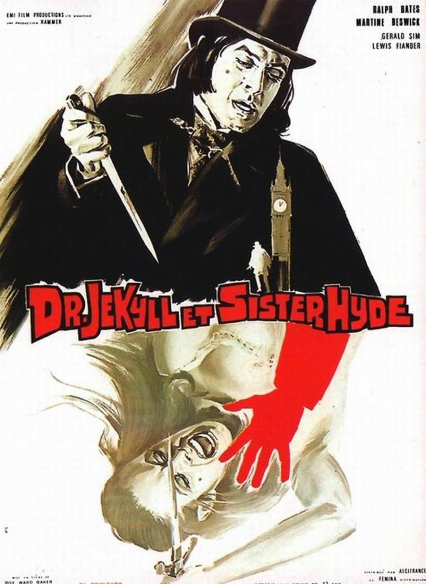 Dr. Jekyll and Sister Hyde (1971) poster
