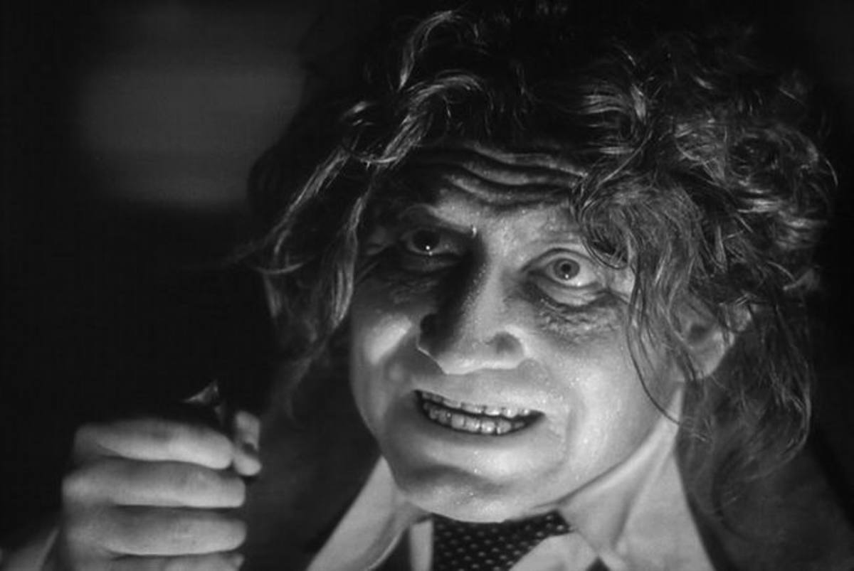 Spencer Tracy as Mr. Hyde