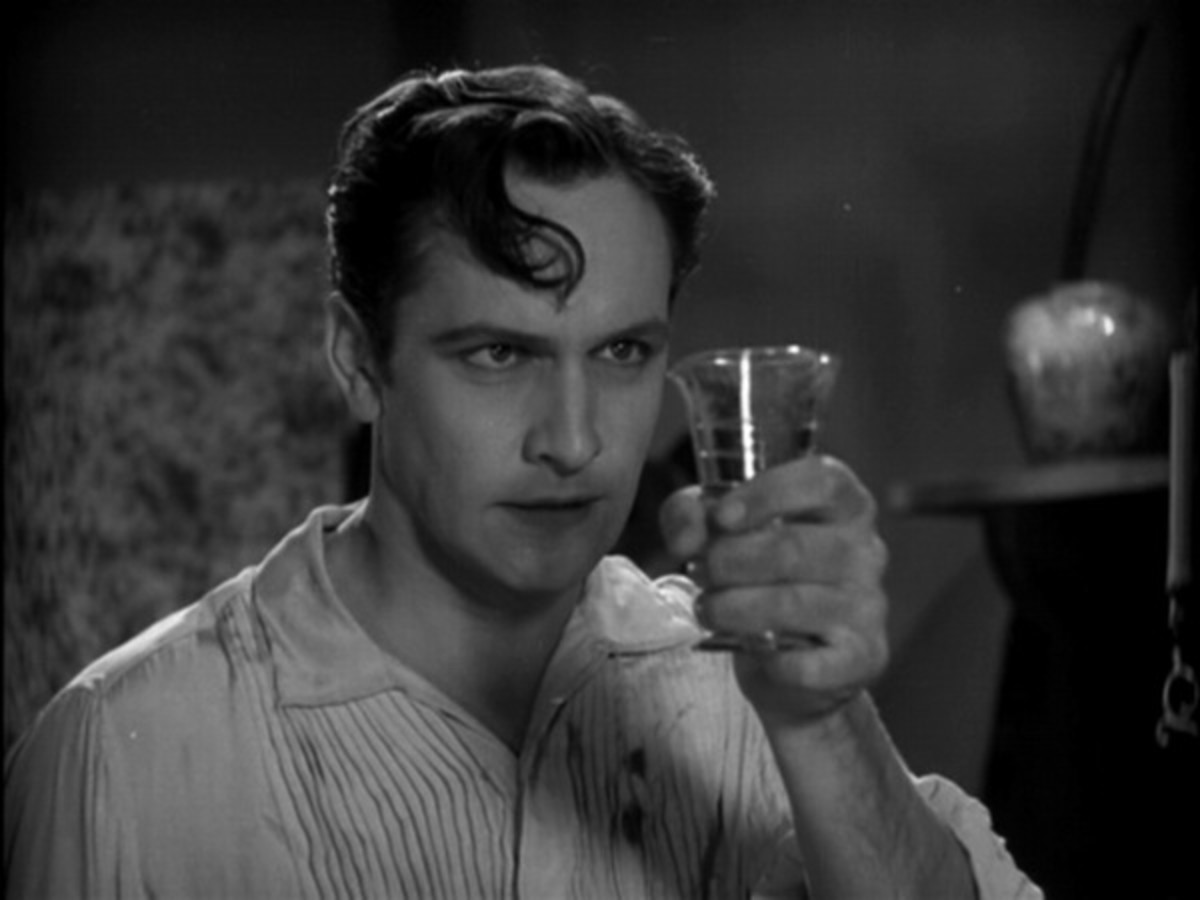 Fredric March as Dr. Jekyll