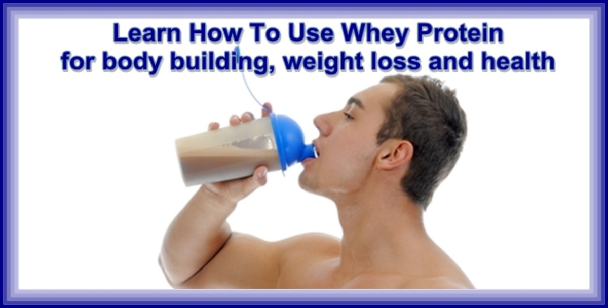 However you choose to consume whey protein, it is important to understand the difference between the three main types available.