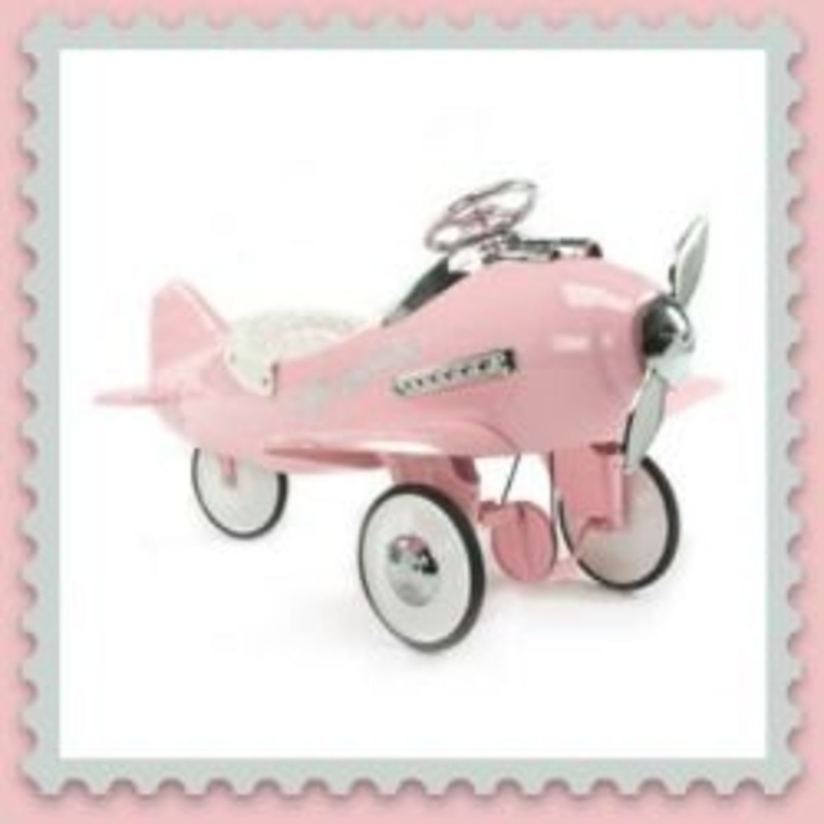 Airflow Collectible Pedal Airplane