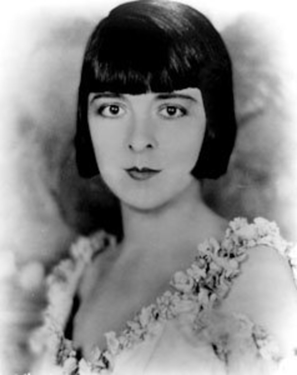 Colleen Moore in the 1920s