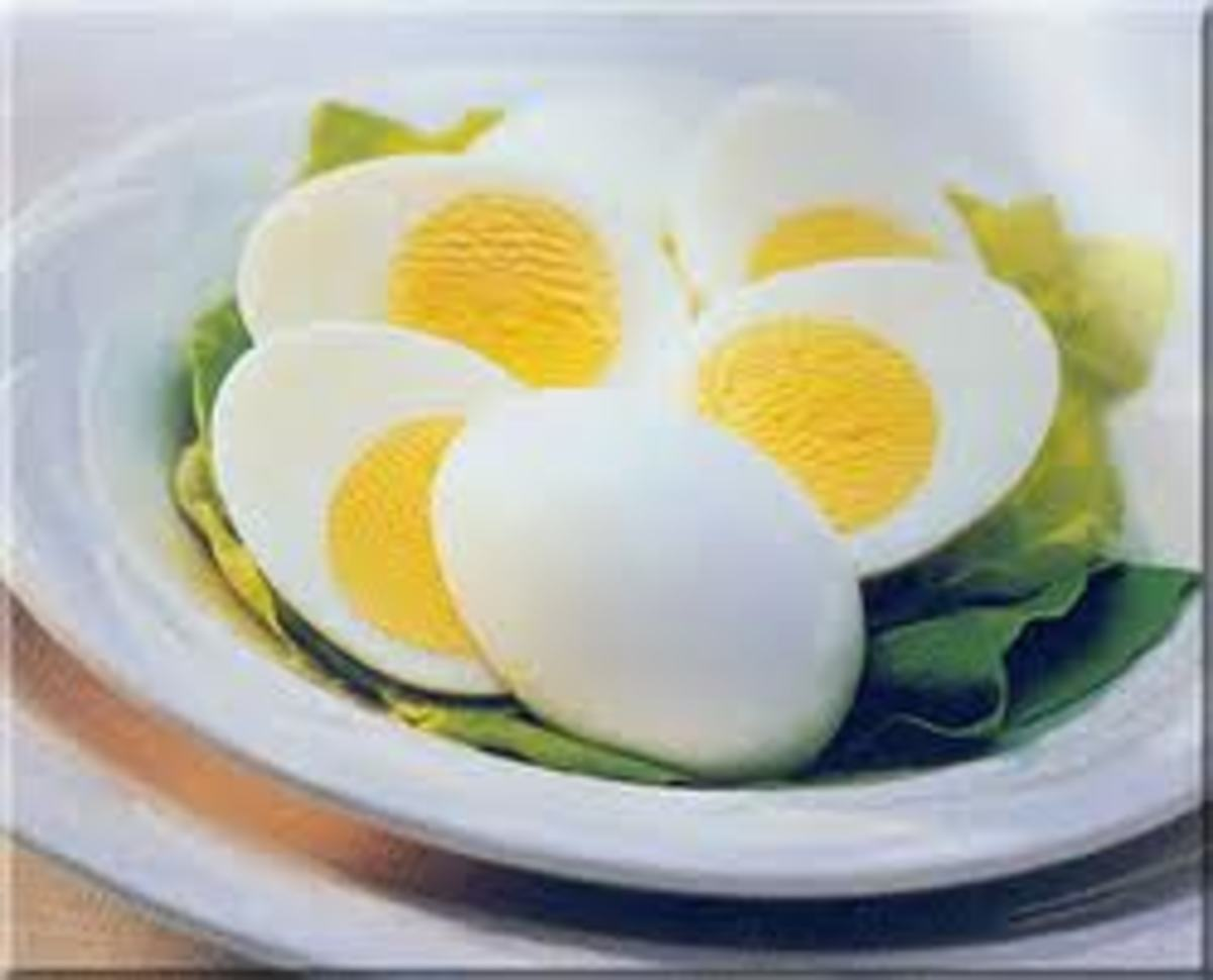 The Perfect Hard-Boiled Eggs