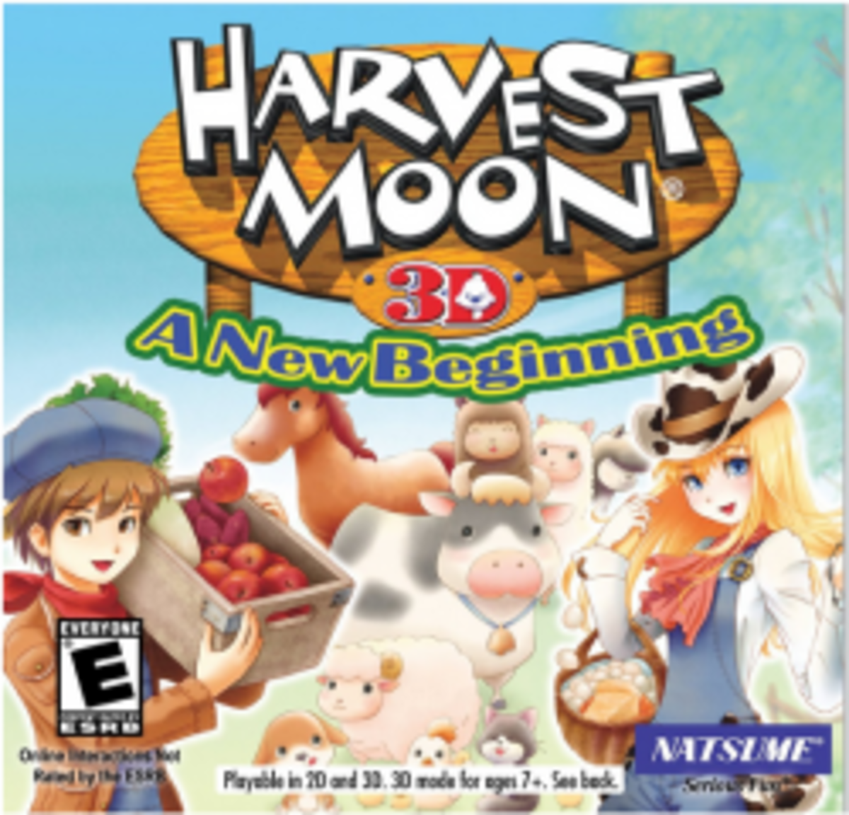 8 Games Like Harvest Moon - Other Simulation & Farming Games