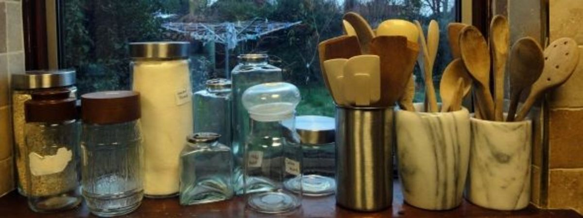 Kitchen Storage Jars and Pots for Storage Solutions at Your Fingertips in the Kitchen