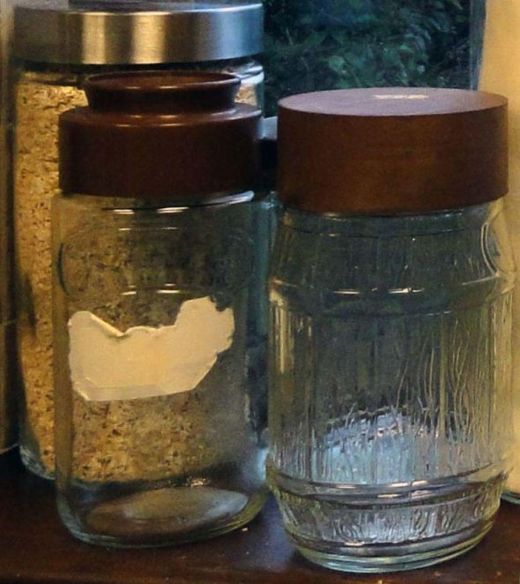 Coffee Jars ideal for kitchen storage jars