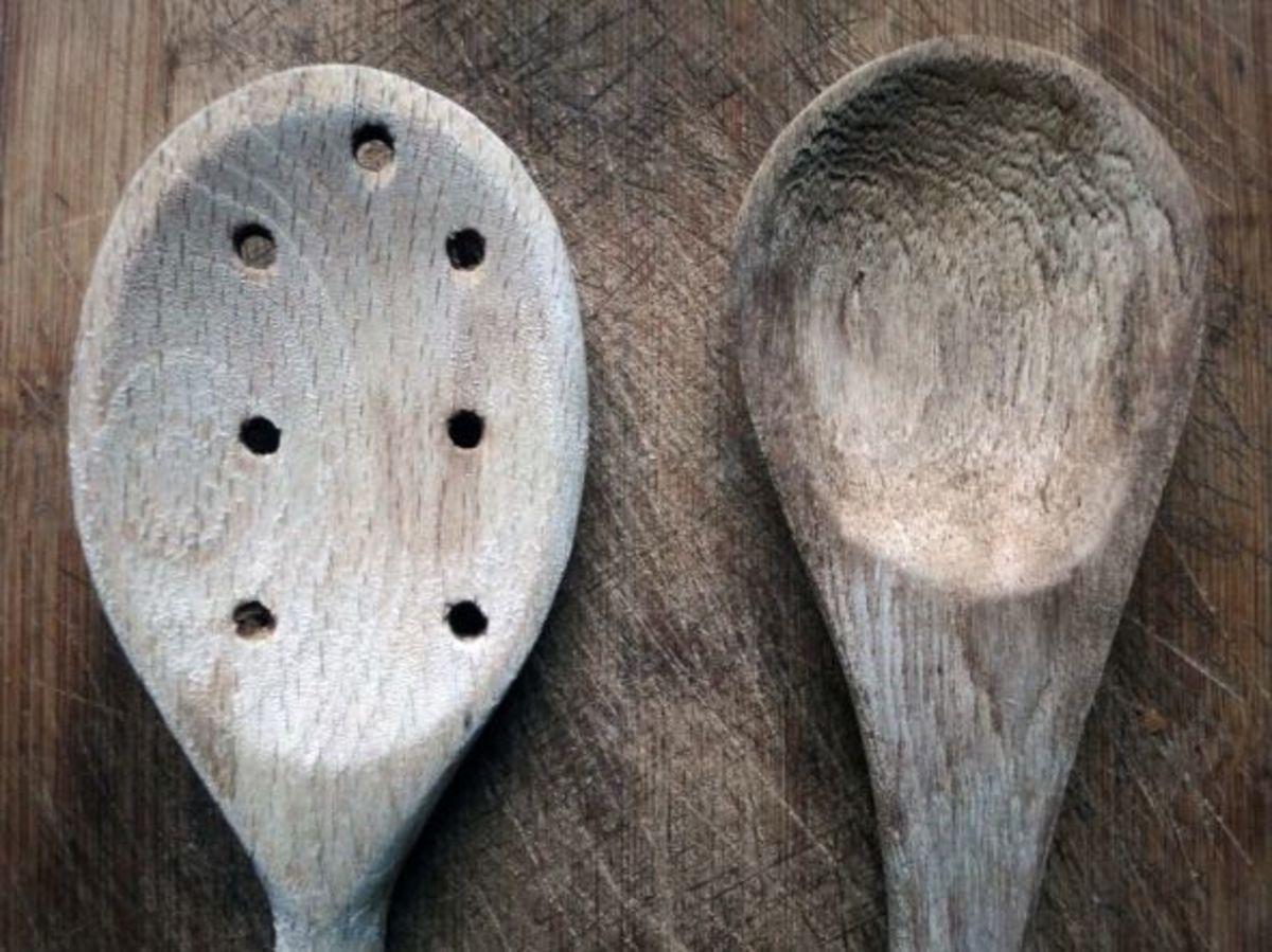 Natural Antibacterial Properties of Wood