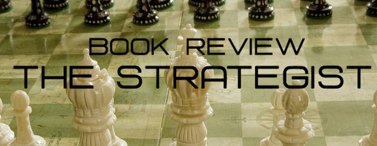 "Book Review of ""The Strategist"" by Cynthia Montgomery"