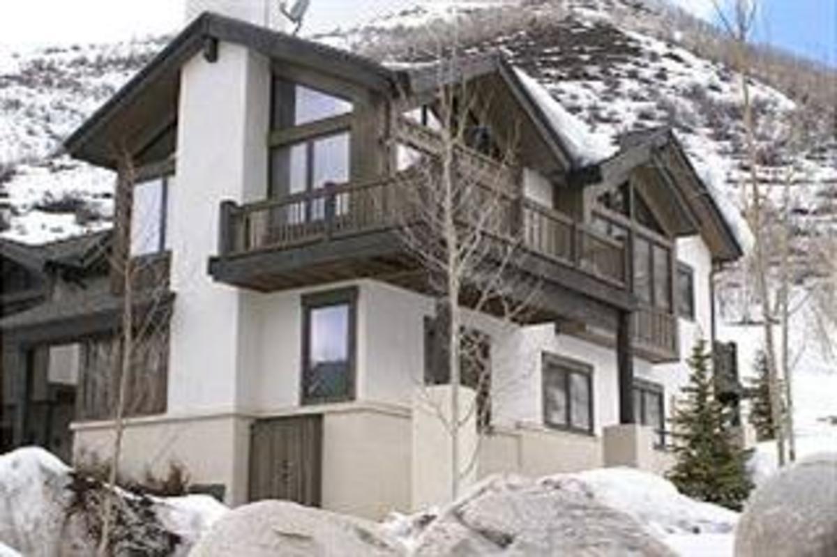 A vacation home in Vail, Colorado