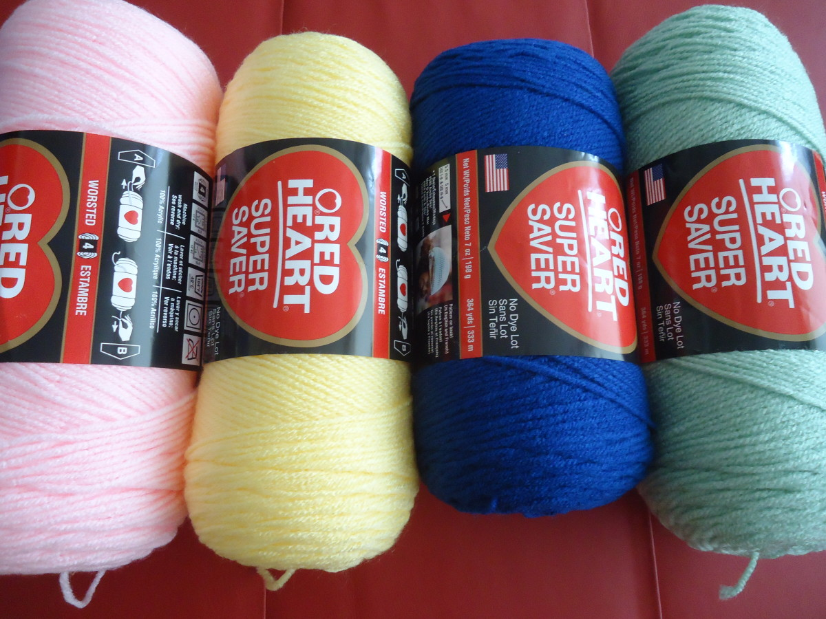 What is Acrylic Yarn?